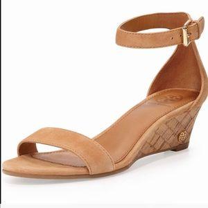 Tory Burch Savannah Suede Demi-Wedge Sandals_6